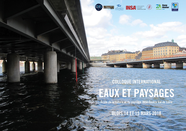 Ecole Paysagiste Lyon intérieur manifestations scientifiques   enp – insa centre val de loire